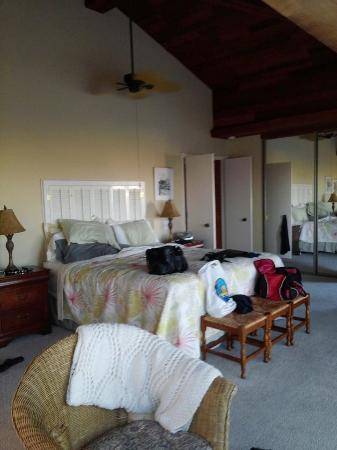 Holiday House Bed & Breakfast : Captains Quarters
