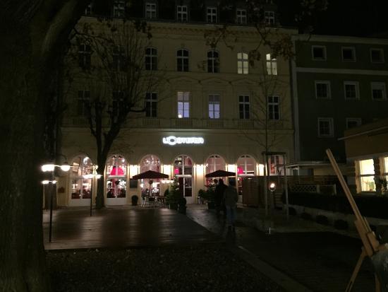 L'Osteria : Il locale da fuori