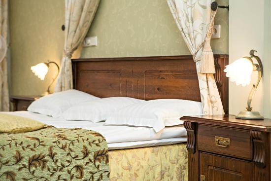 Taanilinna Hotell: deluxe