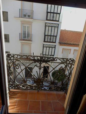 Hotel Molino: vista desde la habitacion