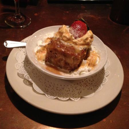 Bread Pudding - a superb recipe, very filling, and another great CD Cafe dessert!