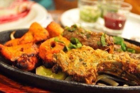 Spice Fusion: Tandoori Mix Grill