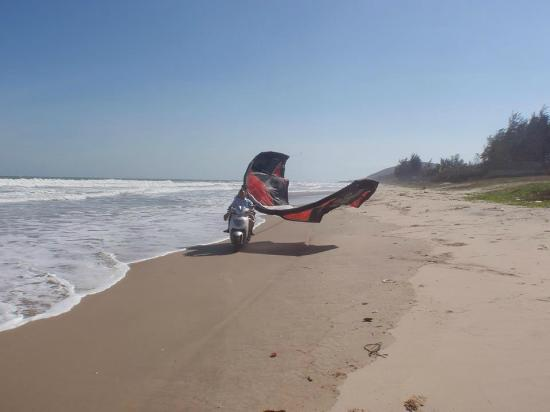 Mui Ne Village resort and Kitesurf: Kite