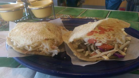 Maize Mexican Grill: Excellent lunch
