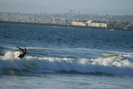 Surf Redondo Beach Picture Of Redondo Beach California