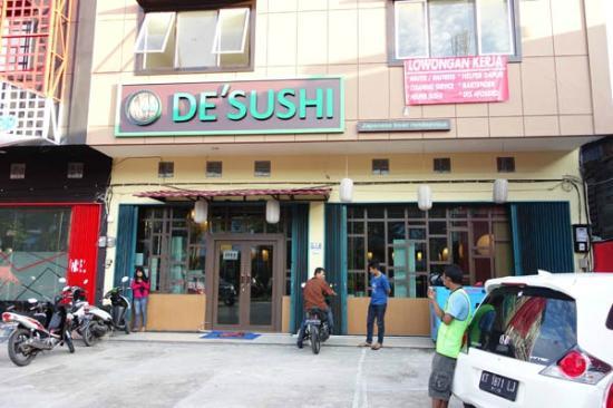 D' Sushi