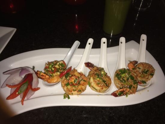 Zen Garden Restaurant: You have to try this dish simple amazing and out of this world, would be enough for one person b
