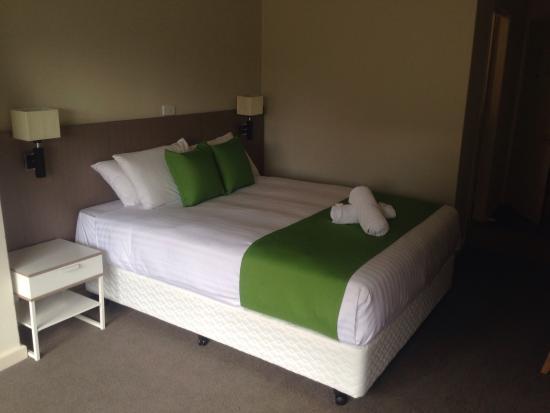 Batman Fawkner Inn: New refurbished rooms are great