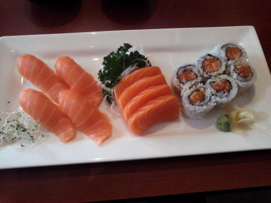 Photo of Japanese Restaurant Salmon Lovers at 294 Dundas St W, Toronto M5T 1G2, Canada