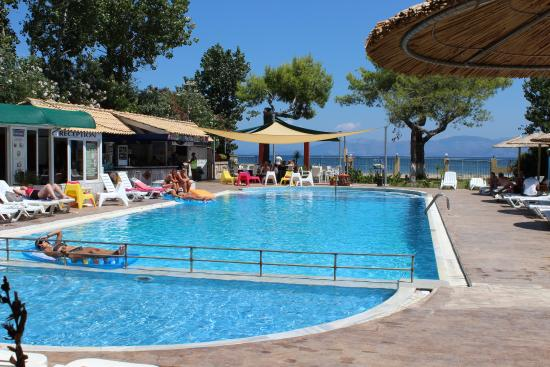 Koulouris Beach Hotel: Pool