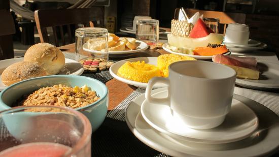 Pousada Stella Tropical : Café da manhã