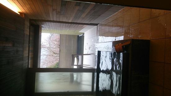 Washintei Hougetsu: 清涼感溢れる貸し切り風呂