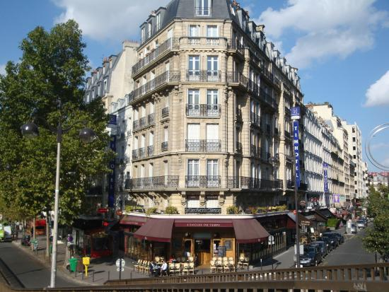 Timhotel Picture Of Timhotel Paris Gare Montparnasse