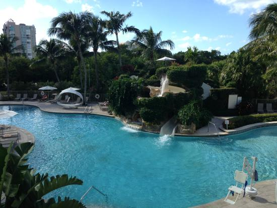 Naples Grande Beach Resort Pool