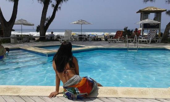 Pousada Dos Gravatas: piscina