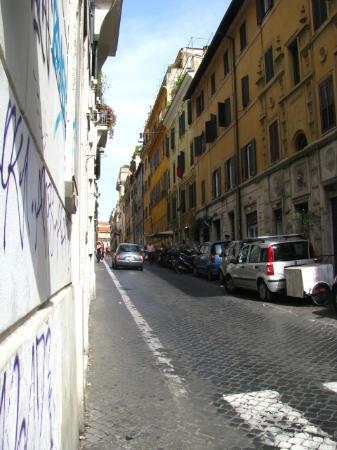 Hotel Artorius: streetview