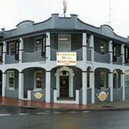 Commercial Hotel Hamilton