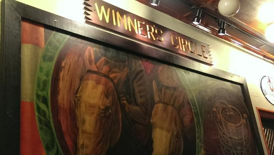 The Winner's Circle Lounge