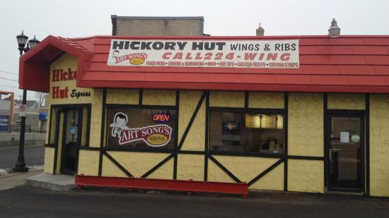 Hickory Hut