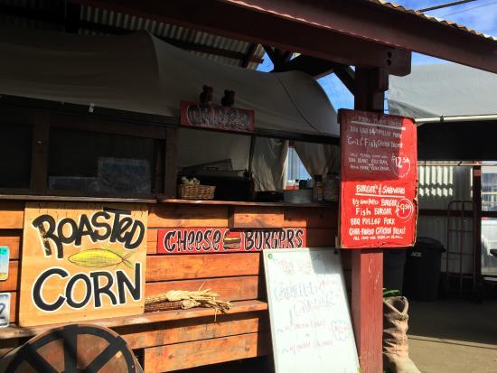 Barbecue Chuckwagon: The wagon