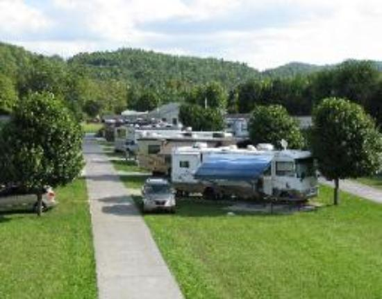 Pineola, NC: Campground