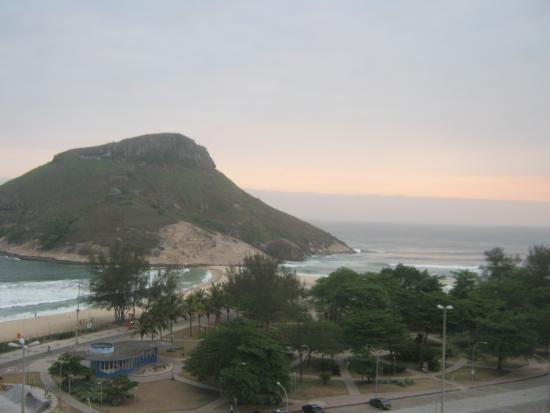 Atlantico Sul Hotel: vista da cobertura