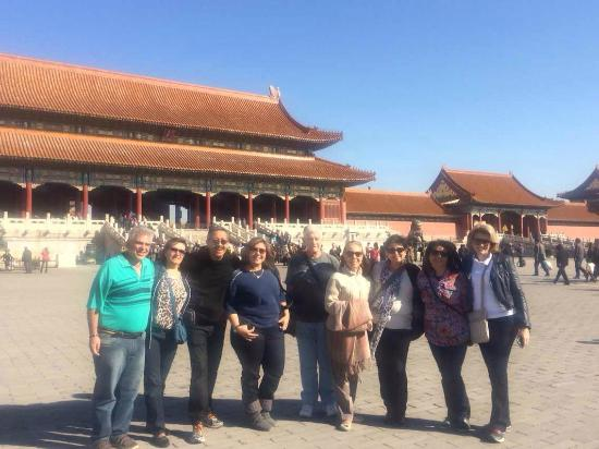 China International Travel Service -Day Tour