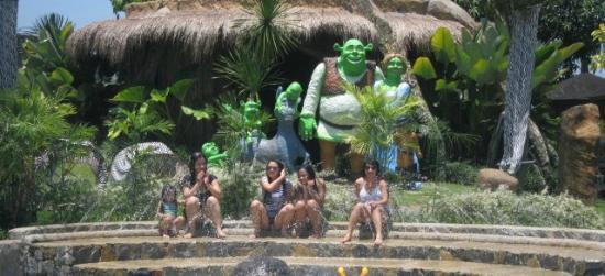 Amana Waterpark: Shrek Pool
