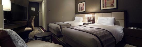 Hotel Sunroute Plaza Shinjuku: Standard Twin Room