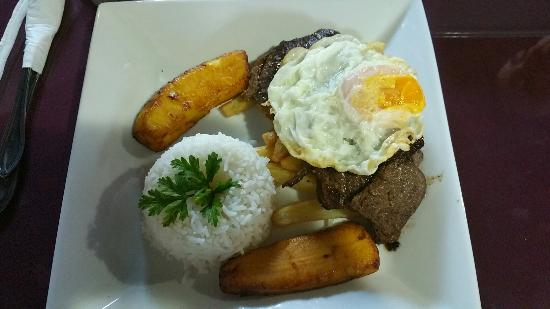 imagen inca restaurante en Antigua