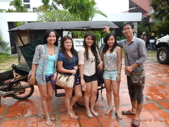 Whores in Siem Reap