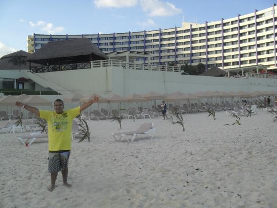 Crown Paradise Club Cancun: el hotel