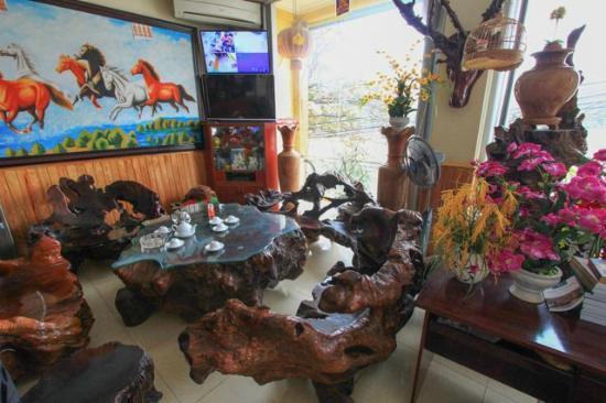 Phuong Anh Hotel : Waiting room