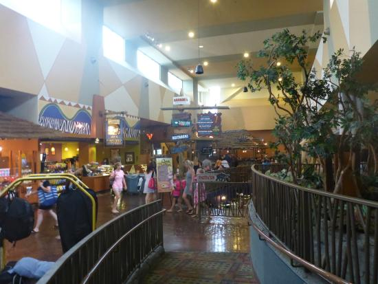 Hotel Lobby Picture Of Kalahari Resorts Conventions