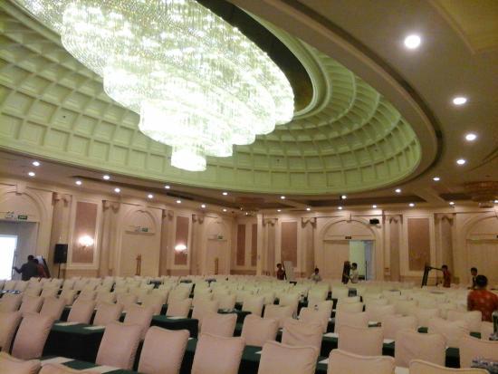 Dragon Lake Princess Hotel : the convention hall