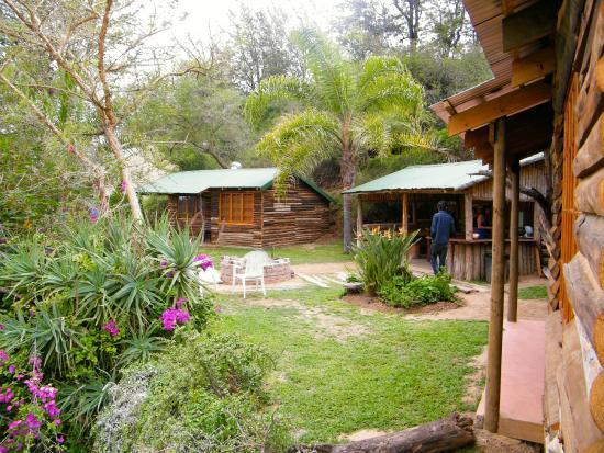 Avoca River Cabins : Bushcamp cabins