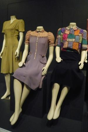 Museum of Vancouver : Wartime dresses