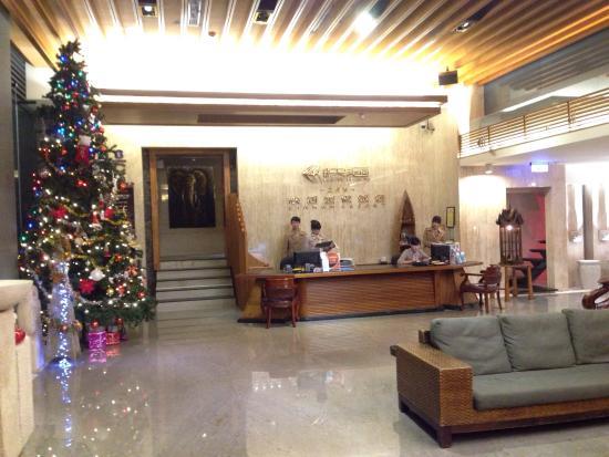 Einhan Resort: Lobby
