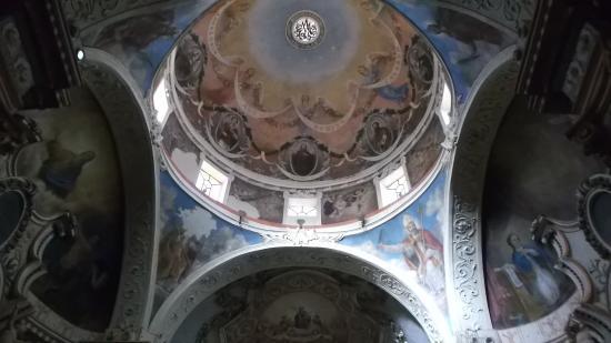 Fonni, Italien: Basilica della Madonna dei Martiri