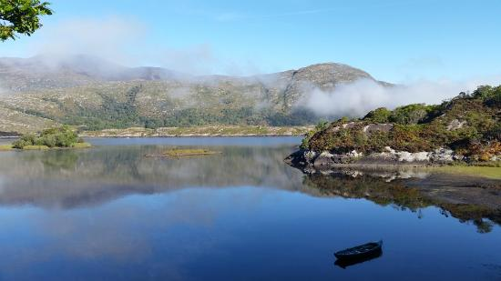 Killarney, Irland: Beautiful lakes, they are all over