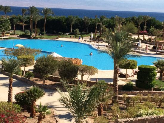 Dessole Holiday Taba Resort : Вид из номера