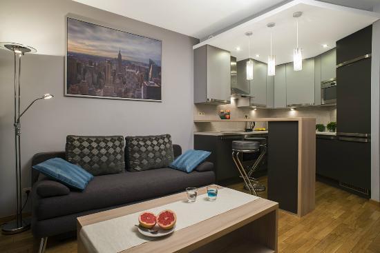 Apartamenty TWW Centrum: Apartment Centrum A4
