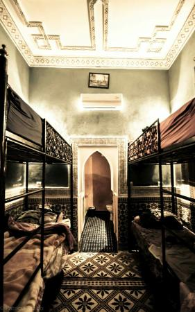 Riad Layla Rouge : Mein wunderschönes Zimmer
