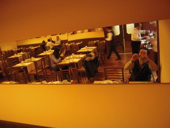 Enziana Hotel Vienna: 食堂