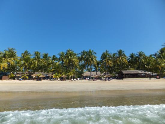 Ngapali Beach : ガパリビーチ 141204