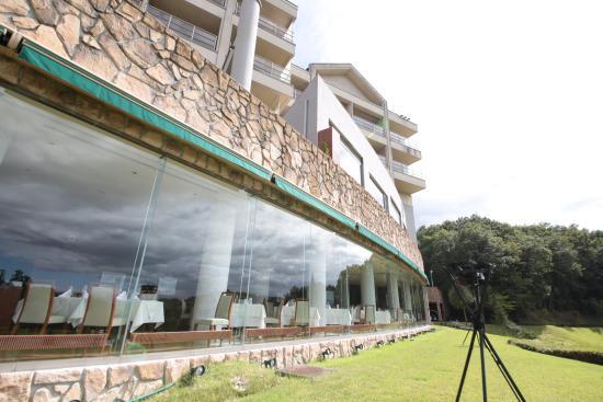 Island Hotel & Resort Nasu: レストラン外観