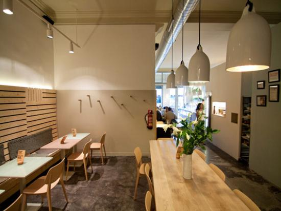 Photo of Cafe Buenas Migas at Plaça Universitat, 1, Barcelona 08011, Spain