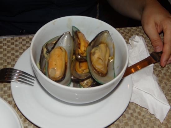 Ging Restaurant: рыба