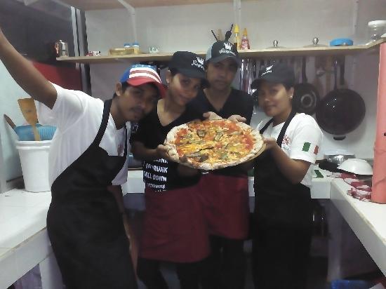 Pizzeria Regina: Buon appetito!!