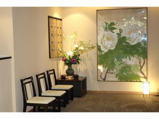 Hotel Kaminarimon : フロント